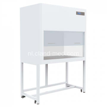 Laboratorium verticale laminaire flowkast met LED-display